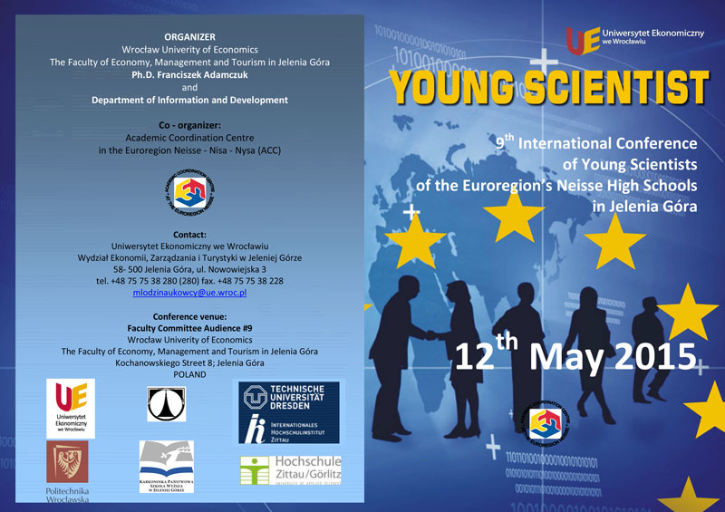 Young Scientists 2015-1